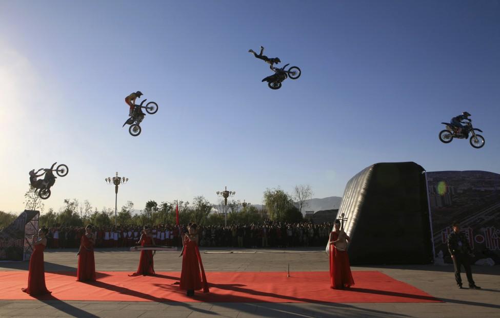 China Stunt