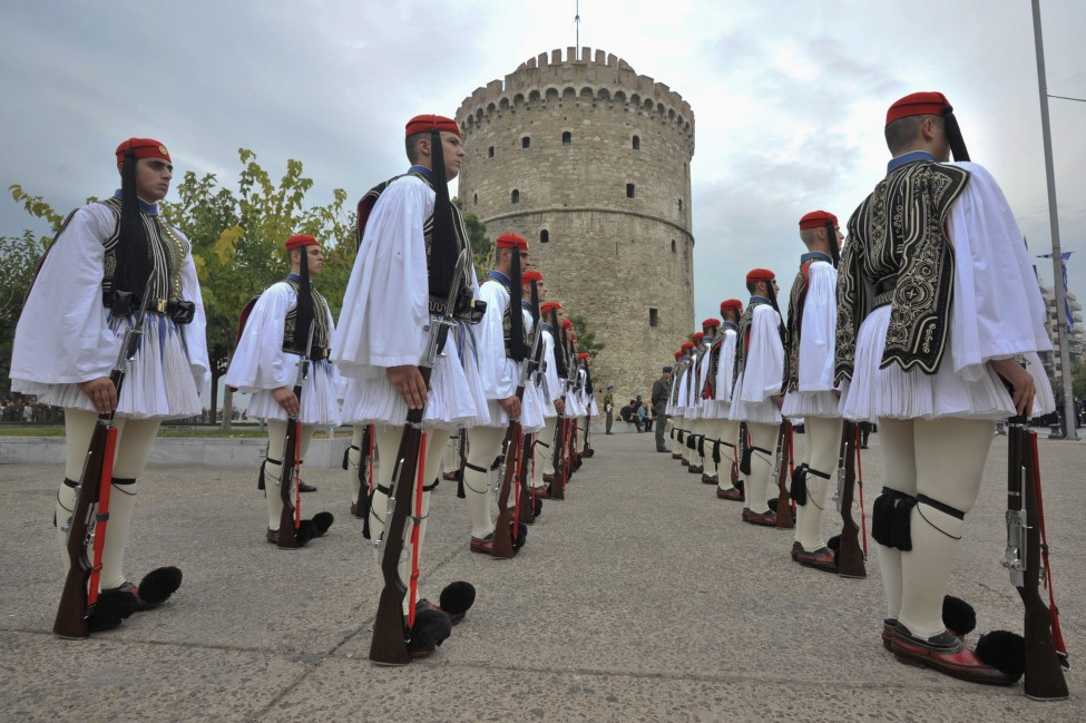 Greece White Tower