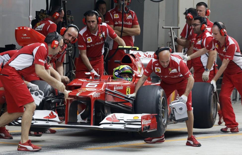 India Formular One