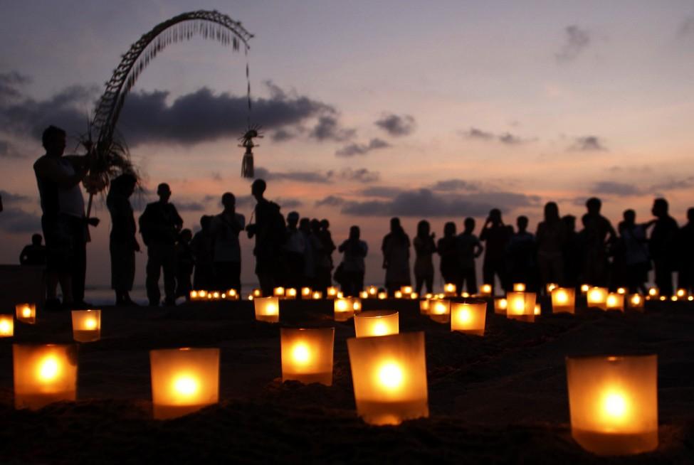 Indonesia Bali Bombing Anniversary