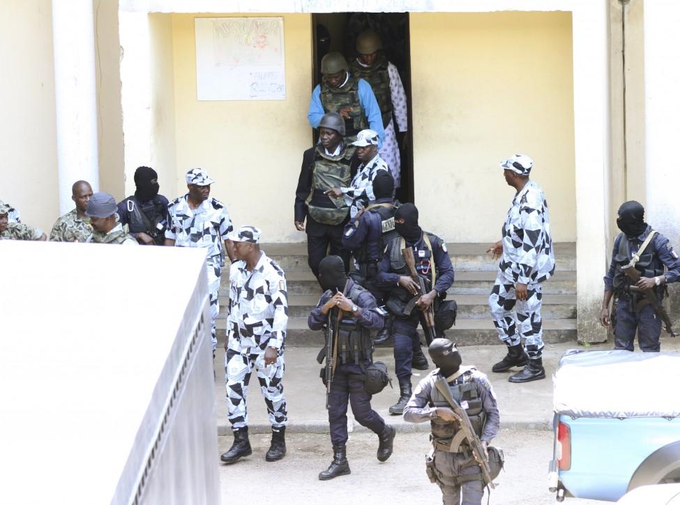 Ivory Coast Trial