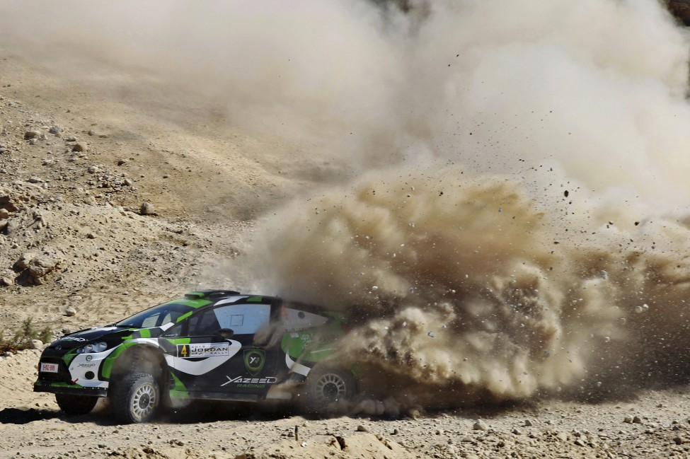 Jordan 2012 FIA Middle East Rally Championship
