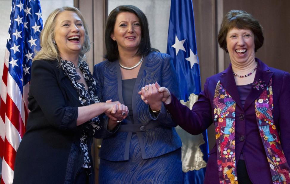 Kosovo US EU