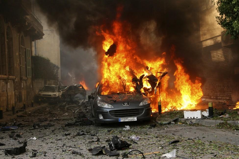 Lebanon Blast