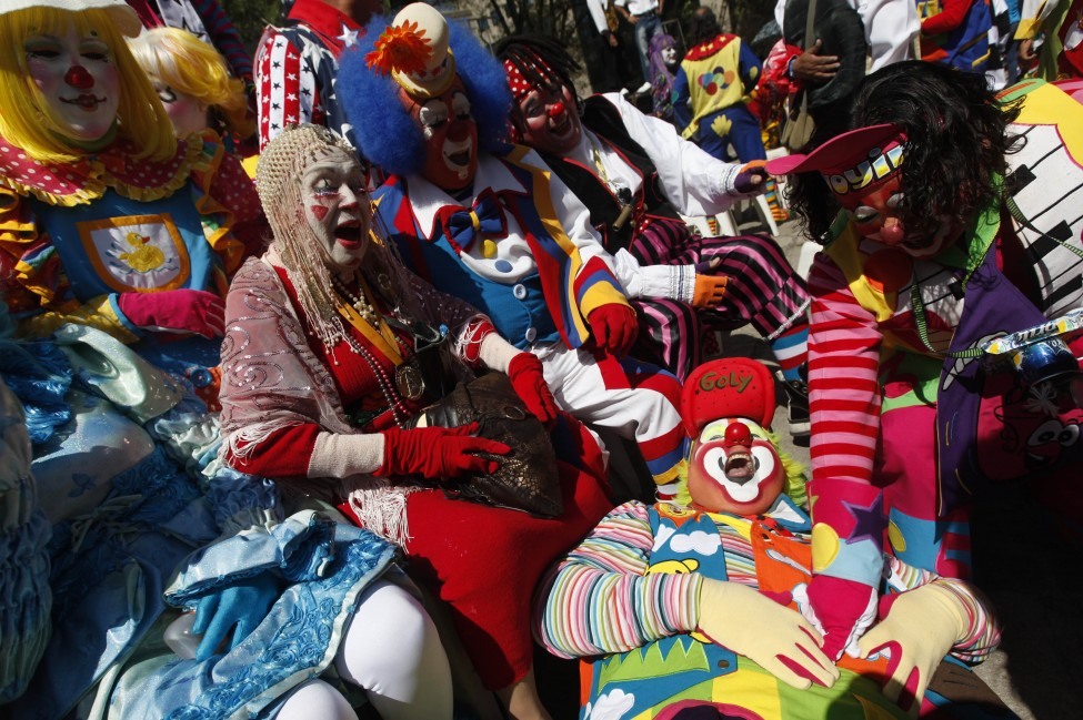 Mexico Clown Festival