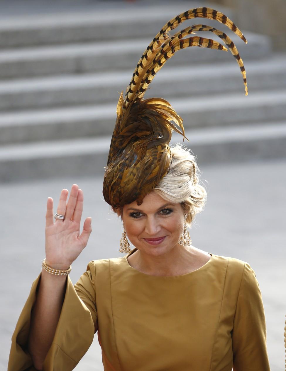Netherland Princess Maxima