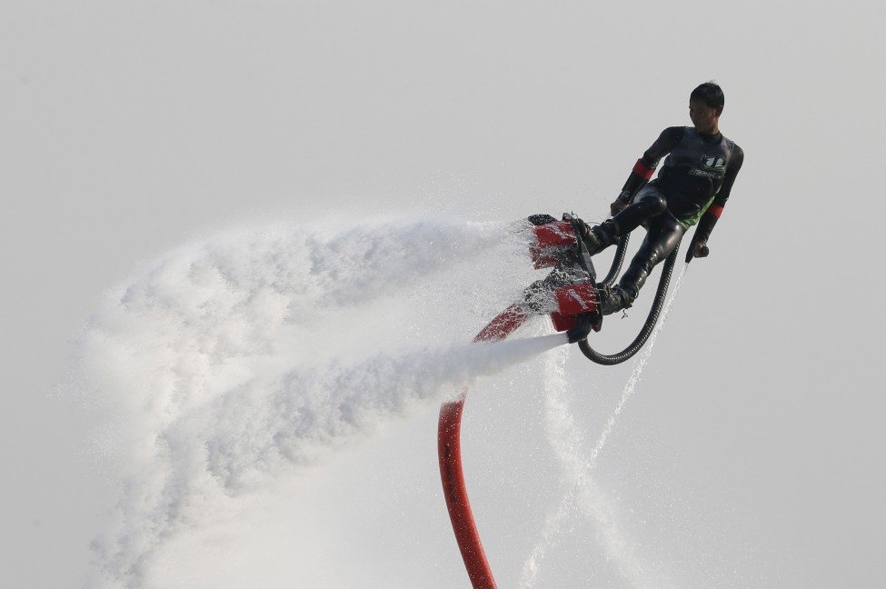 Qatar Fly Board World Championship