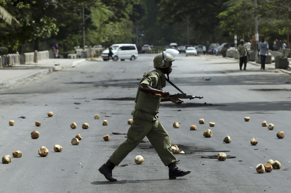Tanzania Unrest