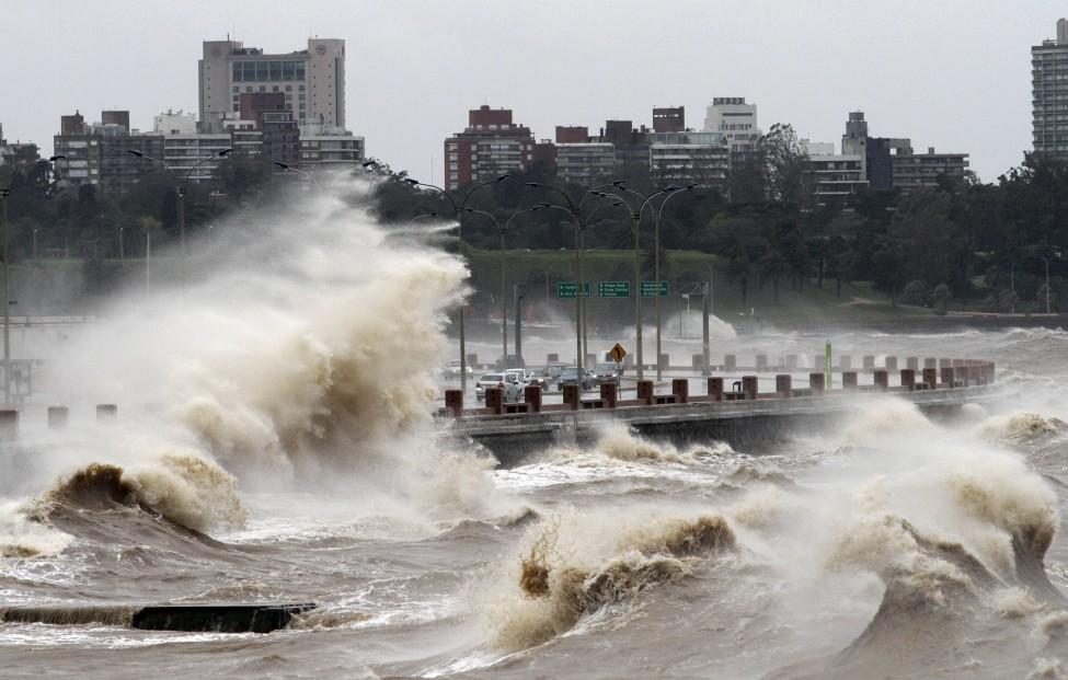Uruguay Weather