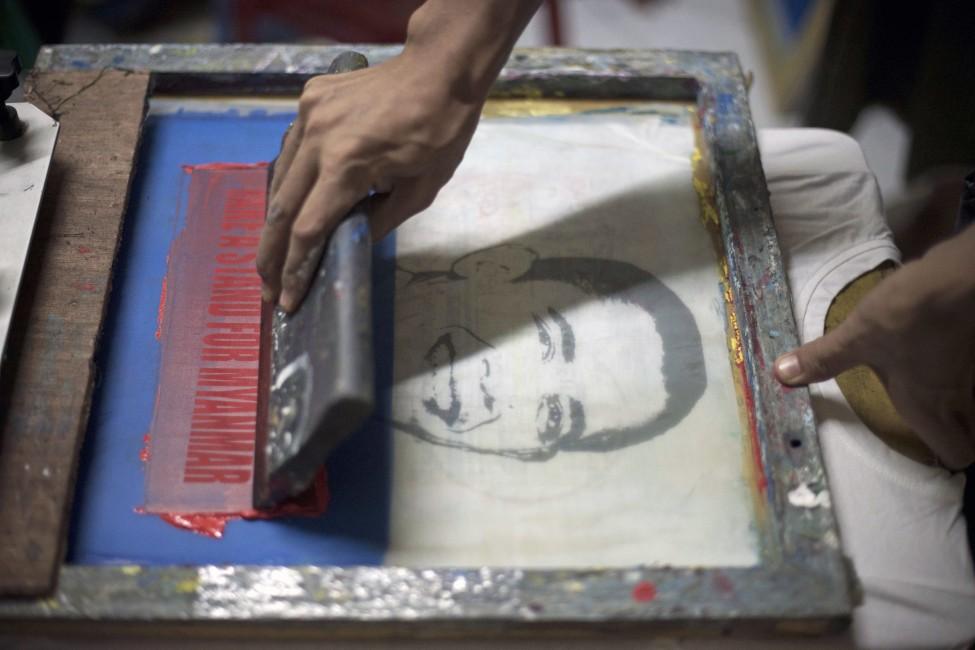 Burma Obama