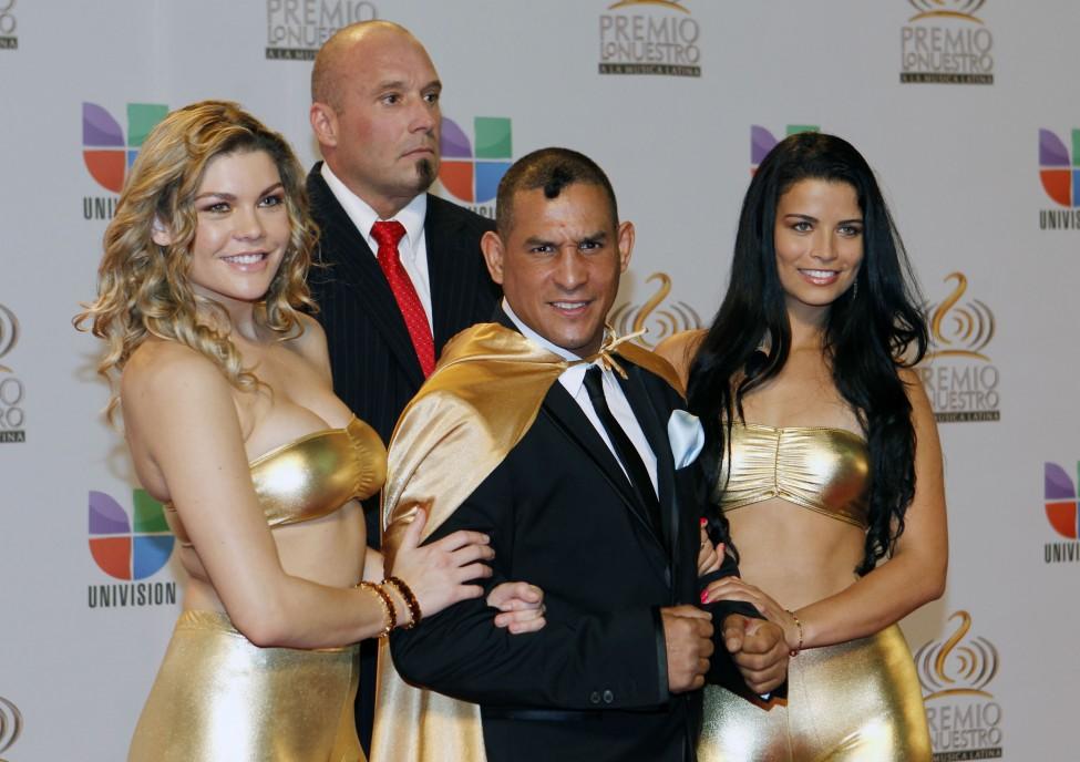 Boxer Hector Macho Camacho