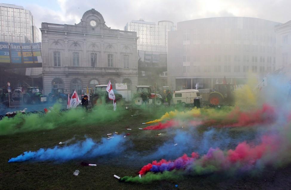 Belgium Demos