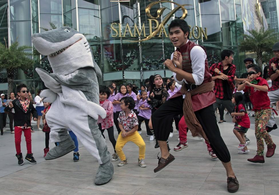 Thailand PSY Gangnam Style