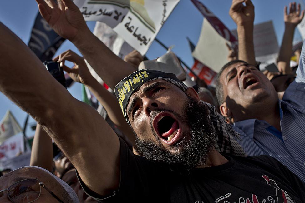 Egypt Muslim Rally