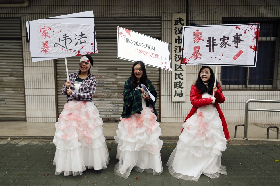 China Women Violence