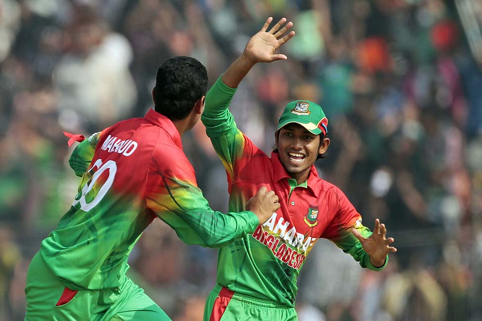 Bangladesh Cricket Match
