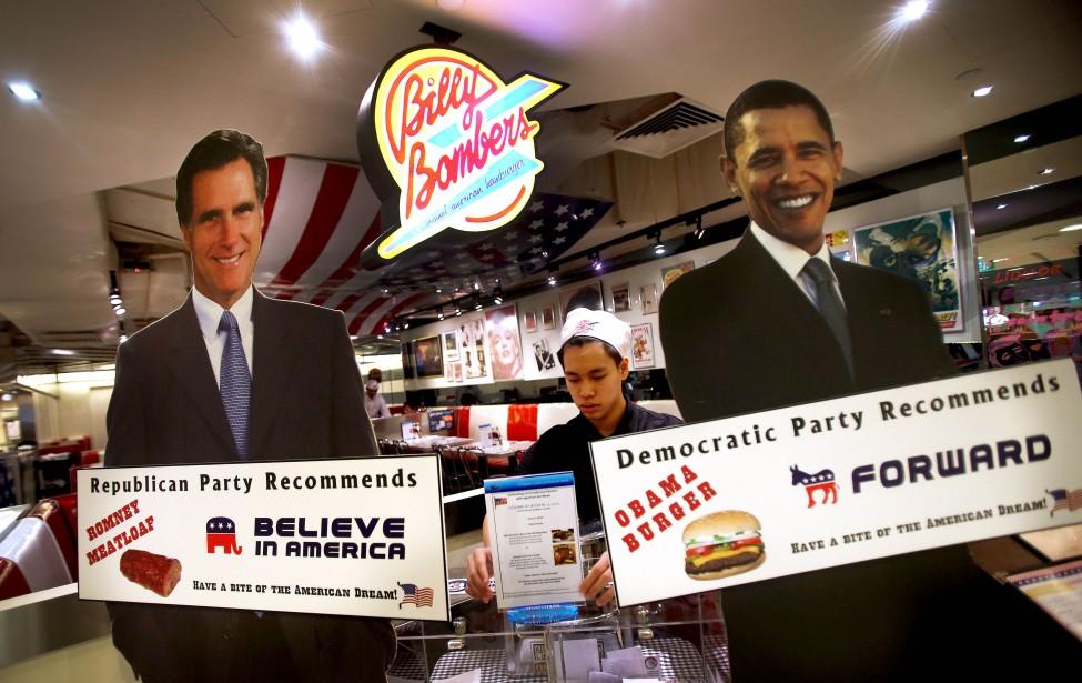 Singapore U.S. Elections