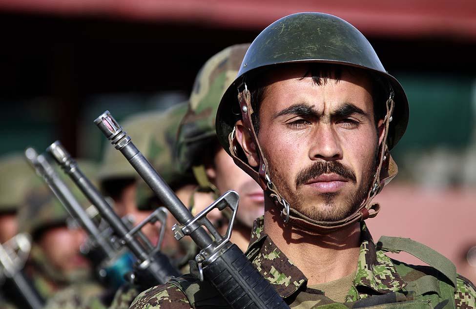 Afghan France Handover