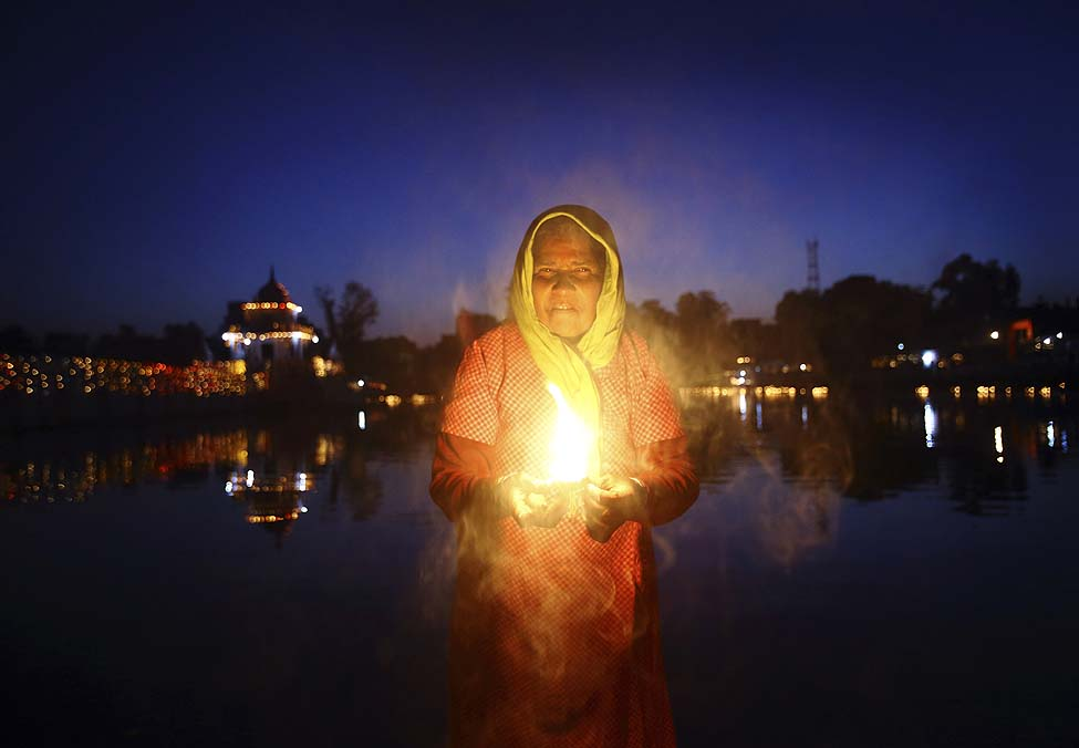 Nepal Chhat Festival