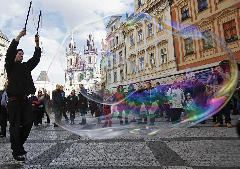 Prague Street Artist