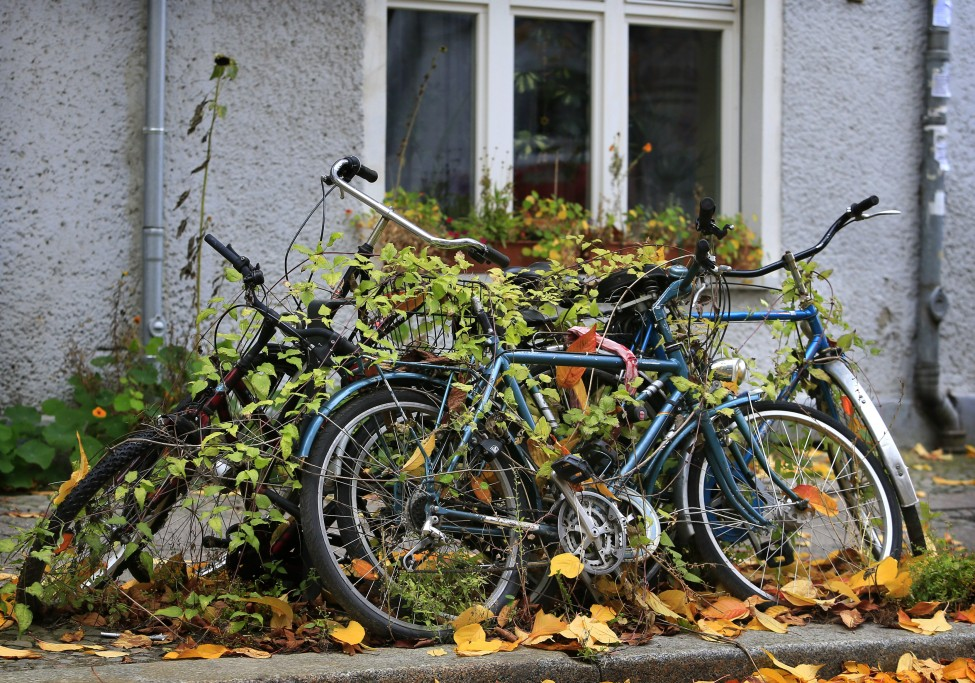 Germany Neglected Bikes