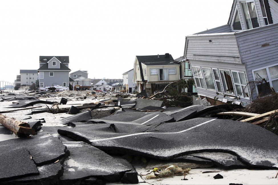 New Jersey Hurricane Sandy