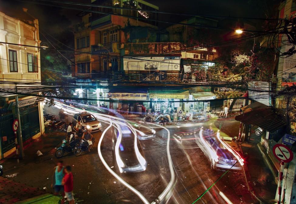 Vietnam Old Hanoi