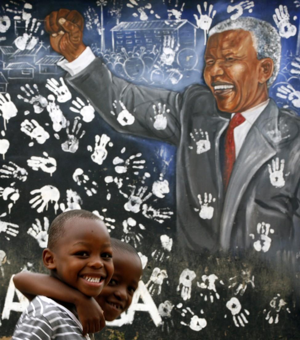 SAF Mandela