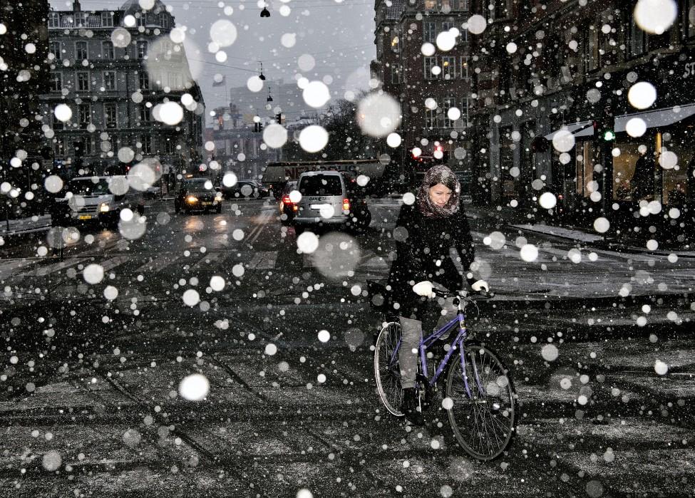 Denmark Snow