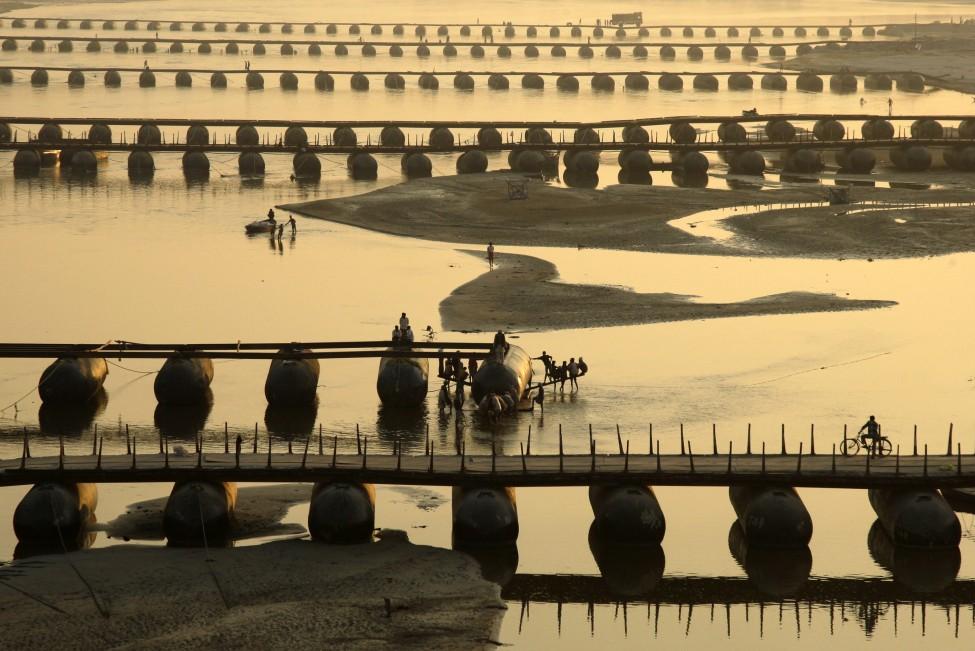 India Bridge