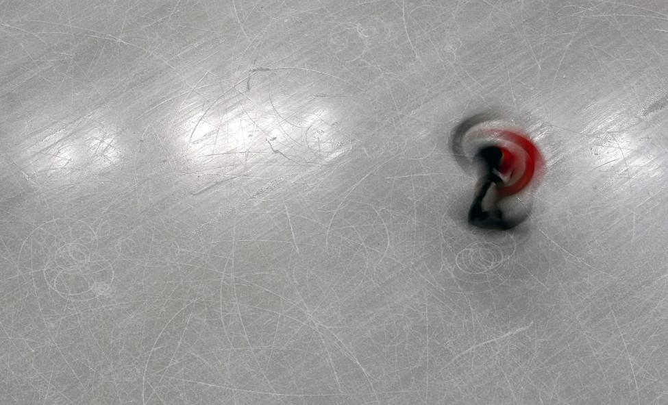 Russia Skating