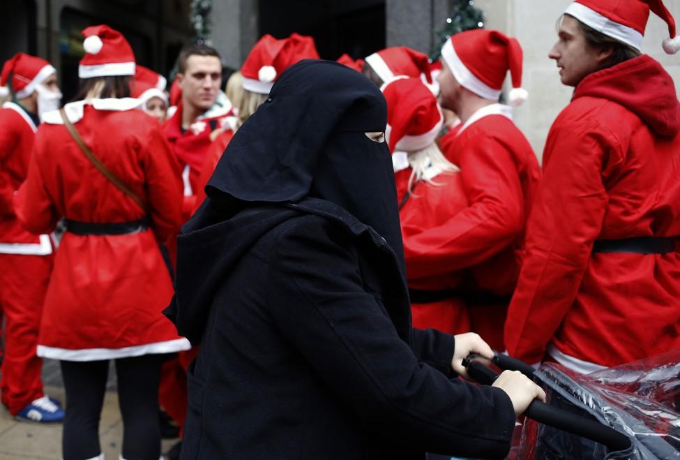 England Santas