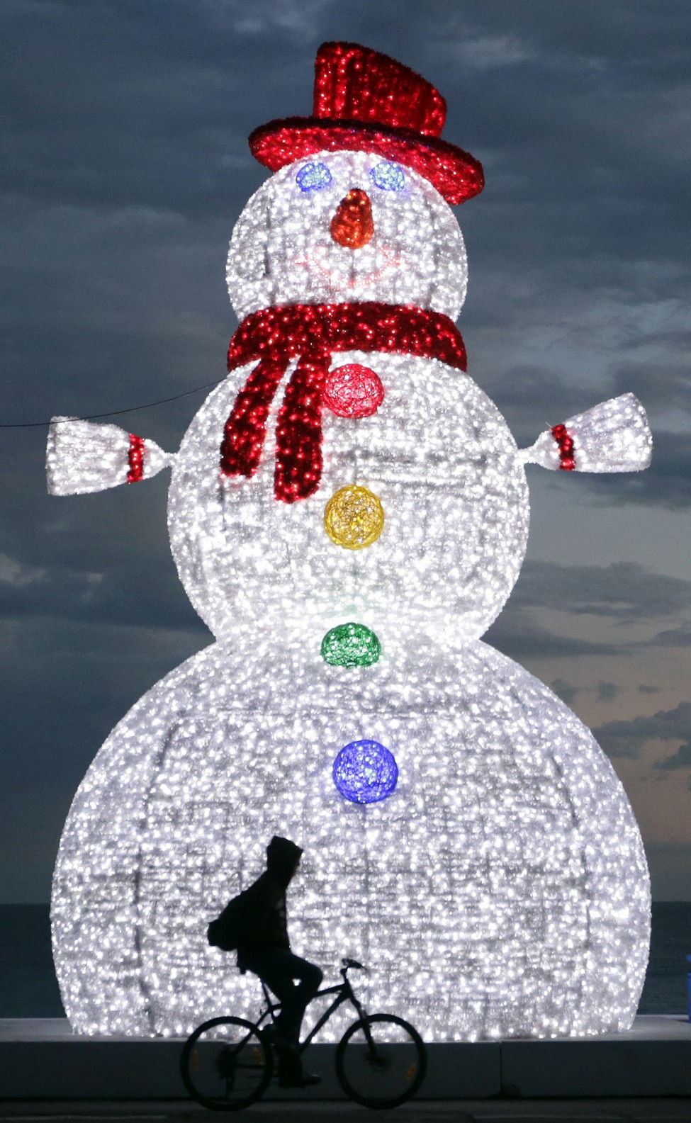 France Snowman