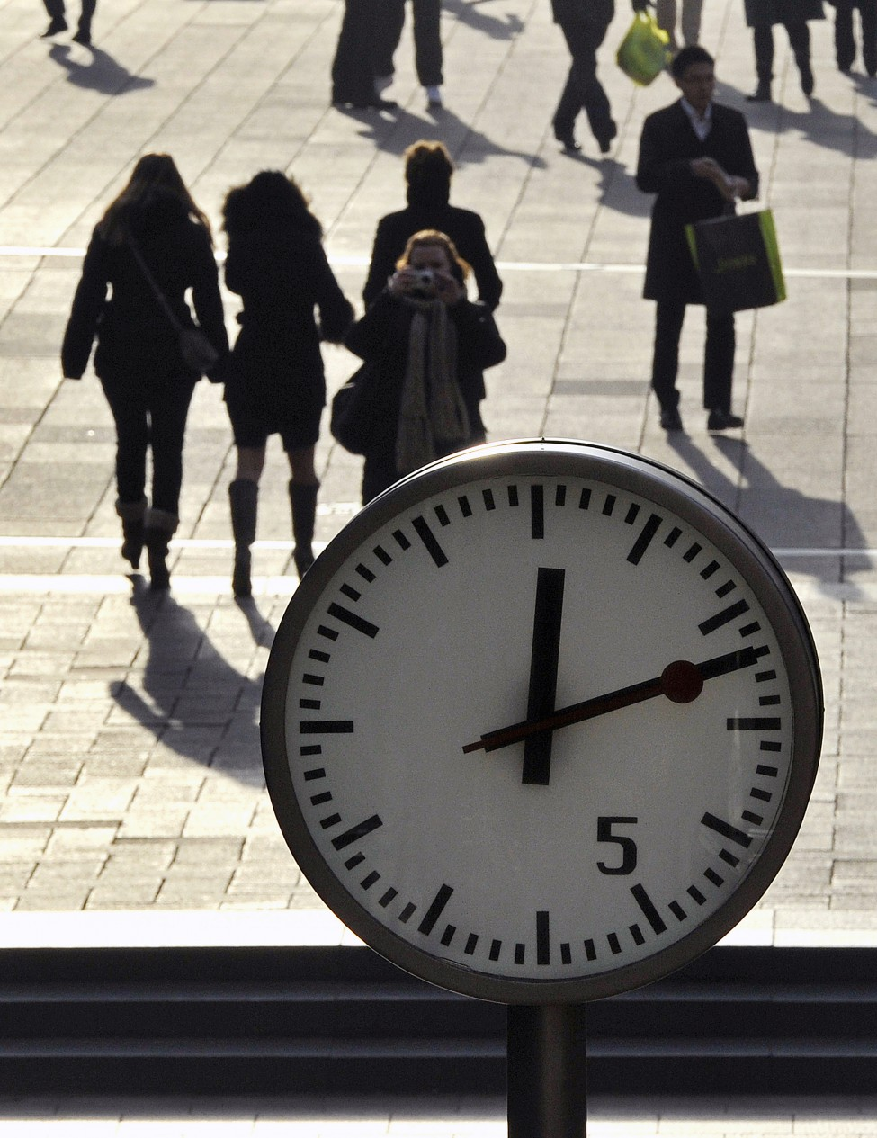 England clock