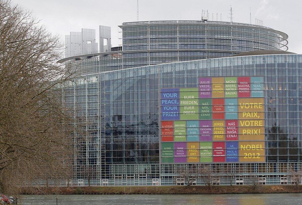EU  Nobel Prize