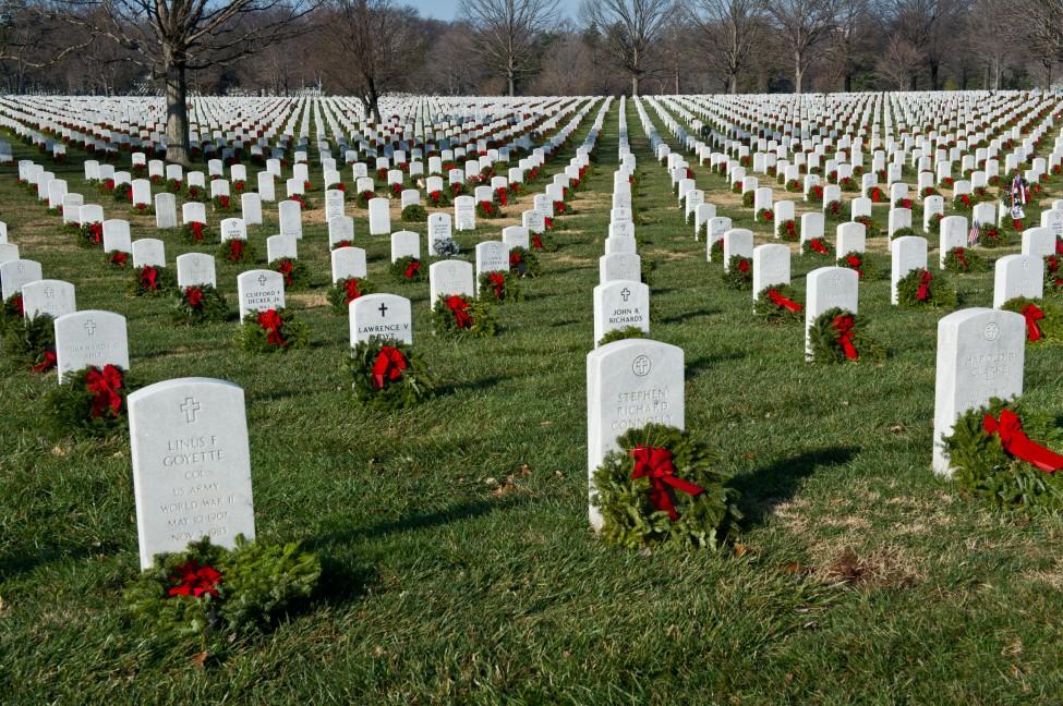 US Arlington Cemetery