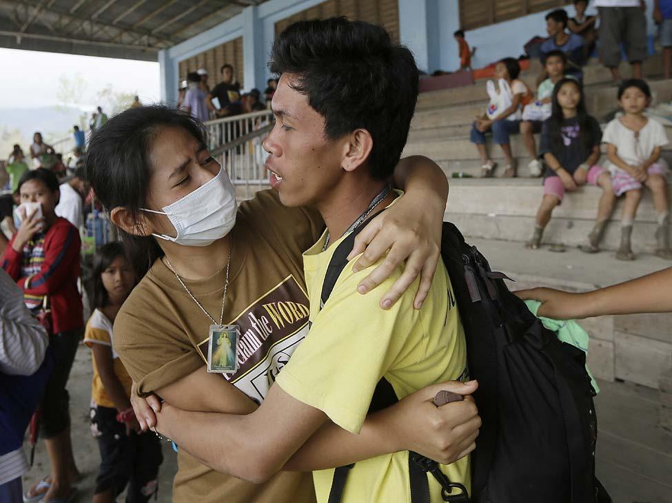 Philippines Typhoon Aid