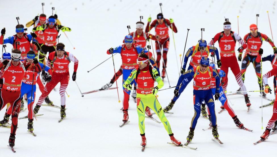 Italy Men Ski