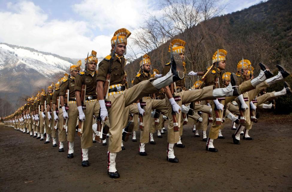 India Kashmir Police