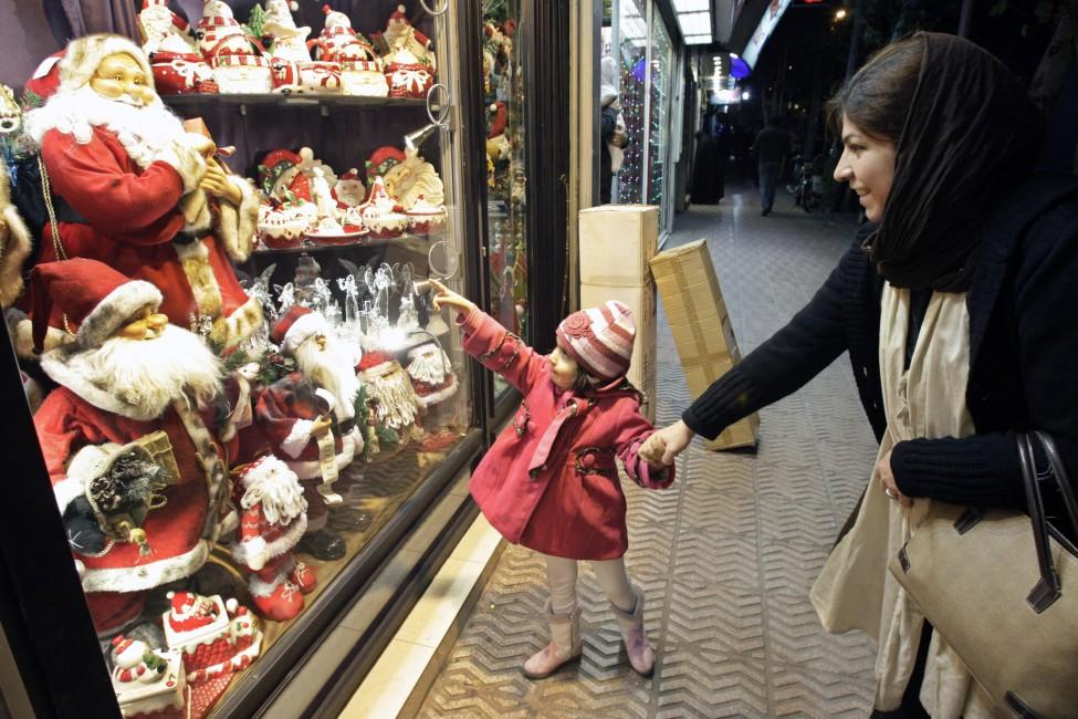伊朗圣诞节