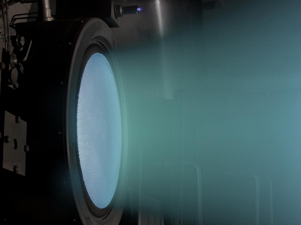 NASA Ion Thrusters