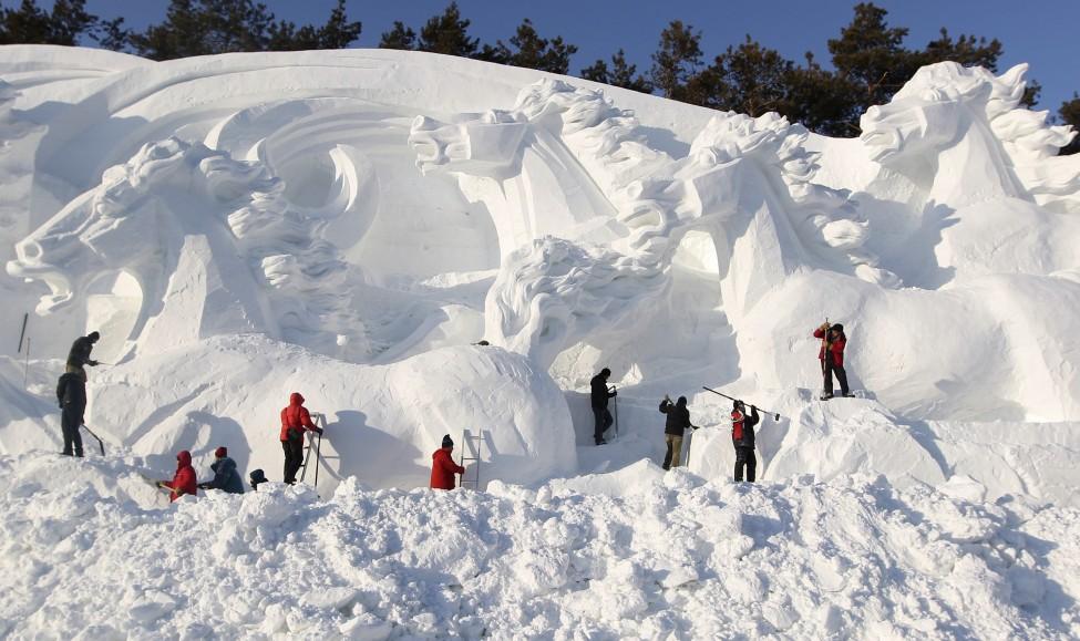 China Ski Festival
