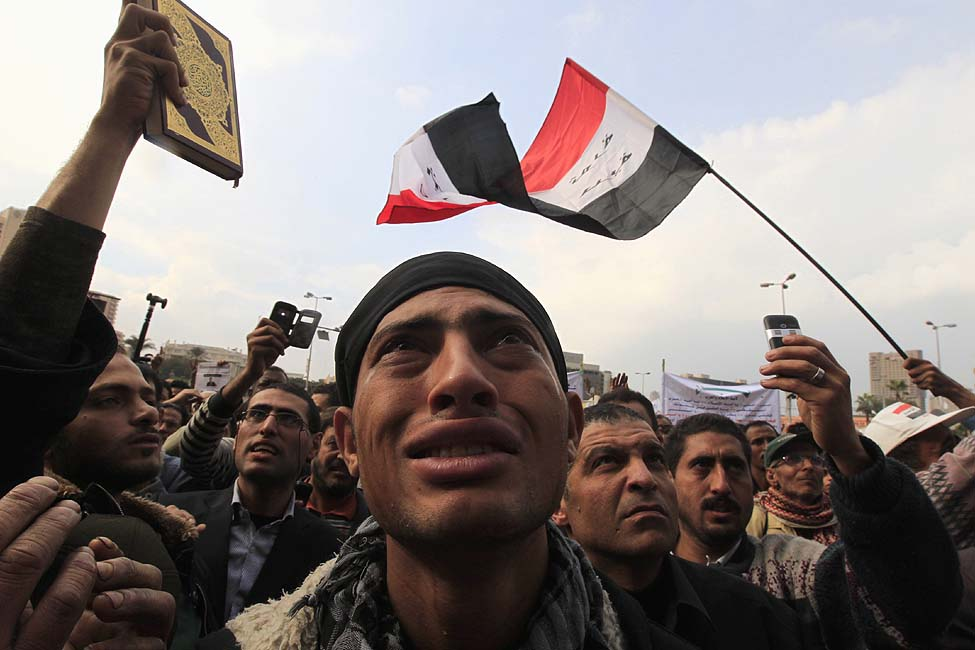 Morsi Protests Egypt
