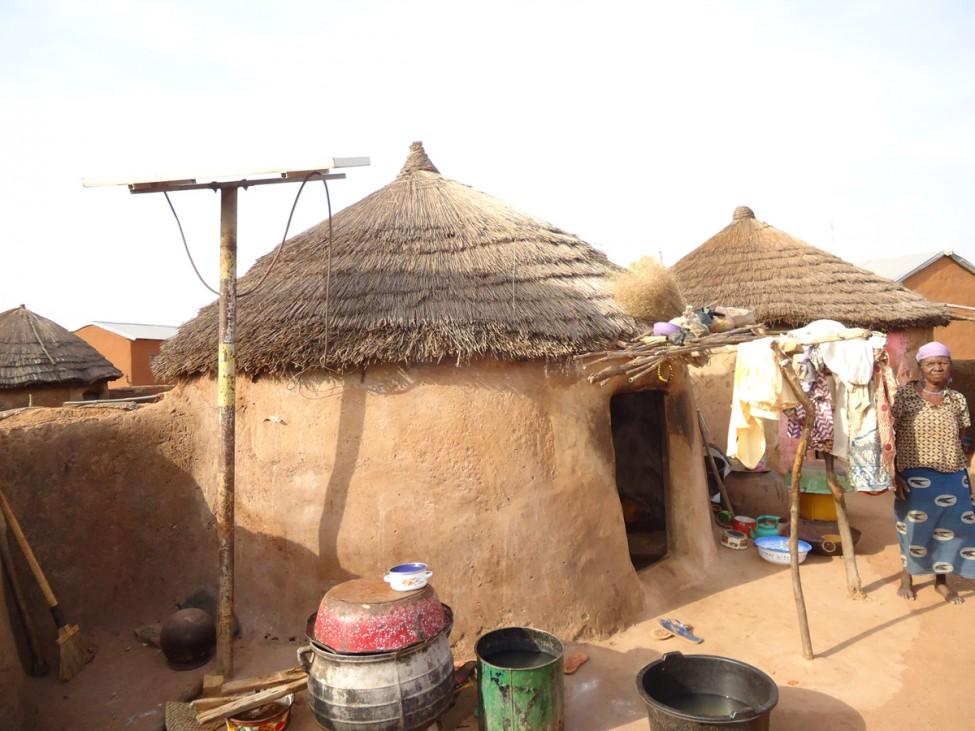 Ghana Camp Electricity