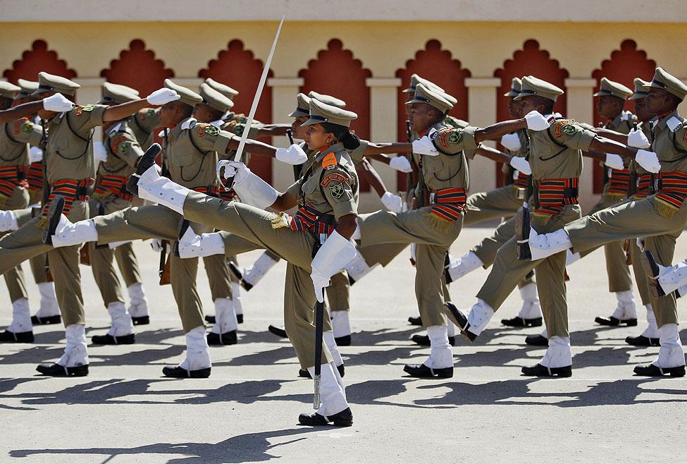 India Border Security