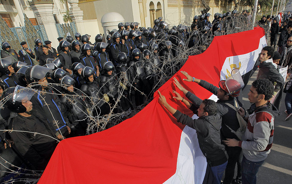 Egypt Cairo Protests