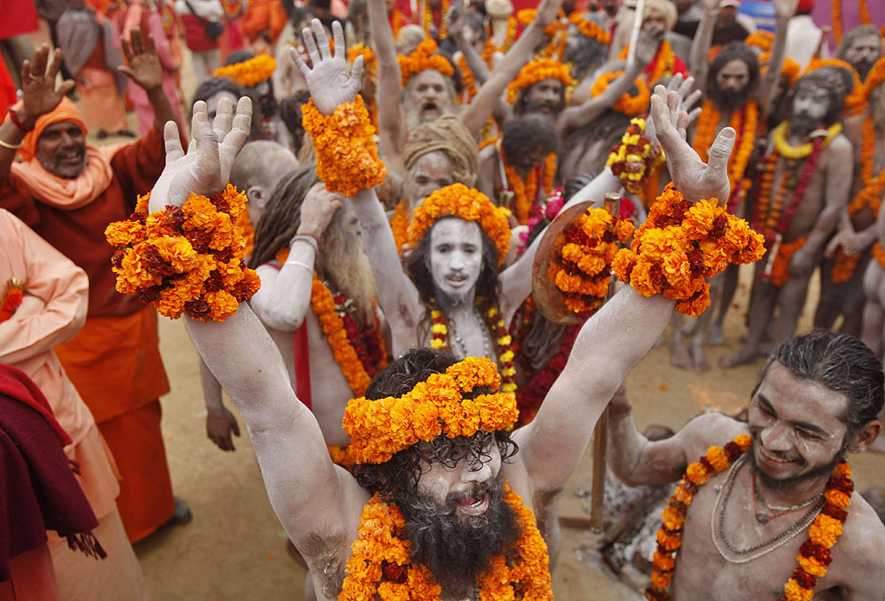 India Kumbh Festival