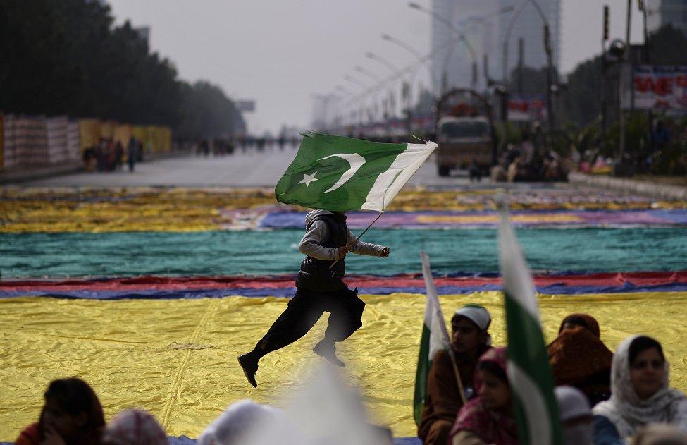 Pakistan Cleric Islamabad