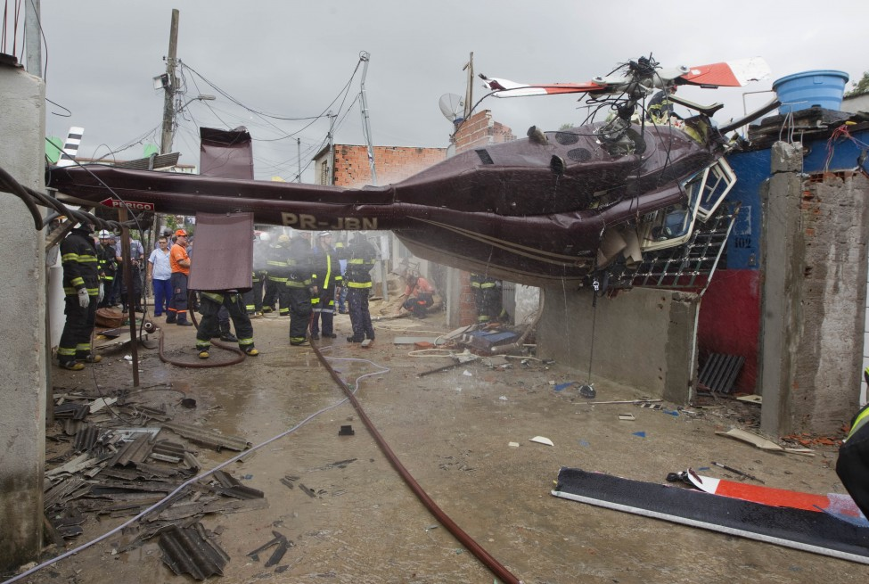 Brazil Helicopter Crash