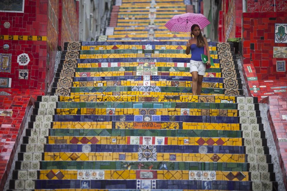 Brazil Selaron Obit